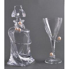 Σετ Γάμου Στολισμένα | 123-mpomponieres.gr