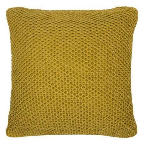 ADRIEN cushion in lemongrass