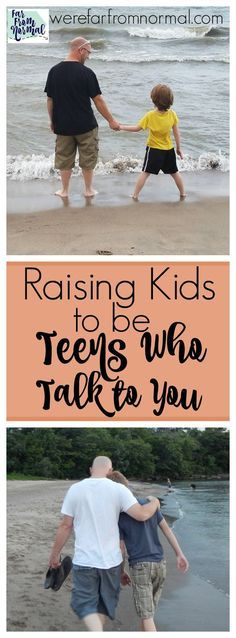 Raising Kids to Be Teens Who Talk to You – Desiree Pickrell