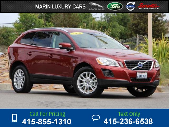 2010 Volvo XC60 T6 61k miles $17,992 61404 miles 415-855-1310 Transmission: Automatic  #Volvo #XC60 #used #cars #MarinLuxuryCars #CorteMadera #CA #tapcars