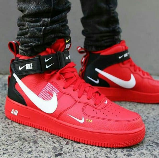 The very classic shoes Nike Airforce 1 Lv8 Utility Model 7a