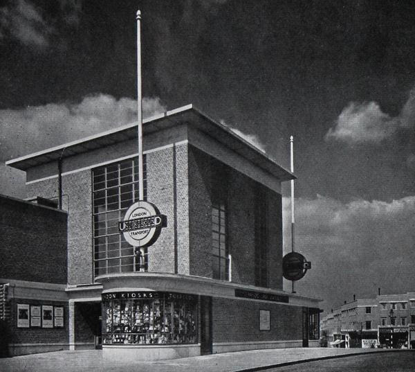 Rayners Lane. 1946