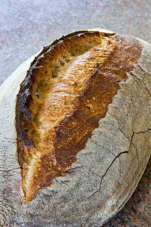 Als zorra die Bordelaise nach Daniela bzw. nach dem Sourdough Angry Baker gebacken hatte und andere Brotblogger nachzogen, war auch für mich die Entscheidung gefallen, es mit dem Rezept zu versuchen. Schließlich lockte die tolle Porung. Der erste Versuch viel mäßig aus. Das lag nicht zuletzt daran, dass der Teigling im Gärkorb hängen blieb und ein Weiterlesen...
