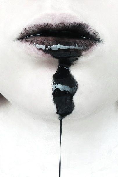 Do you not think I feel like a human? Do you not think the words I choke on make me bleed inside ?