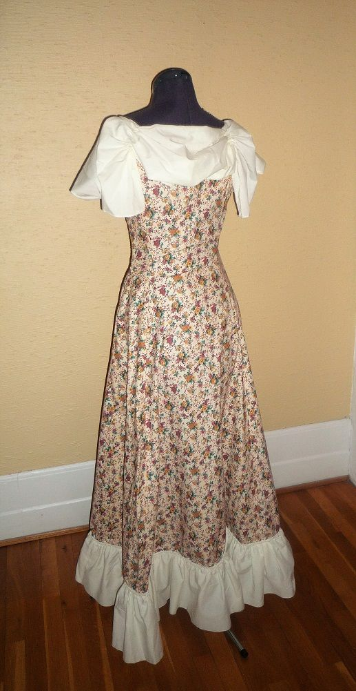 1899 costume - Kara's Crations