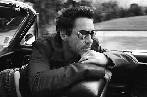 Robert Downey, Jr.: Car, Favorite, Eyecandy, Hottie