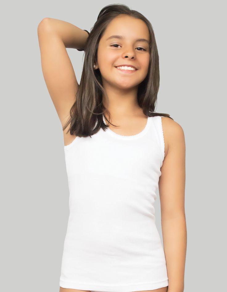 Brinca sem costuras <3 #undershirts #comfort #kids #seamless #style