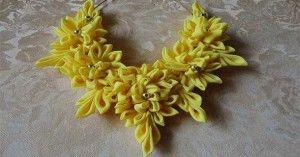 kolie Yellow Flowers