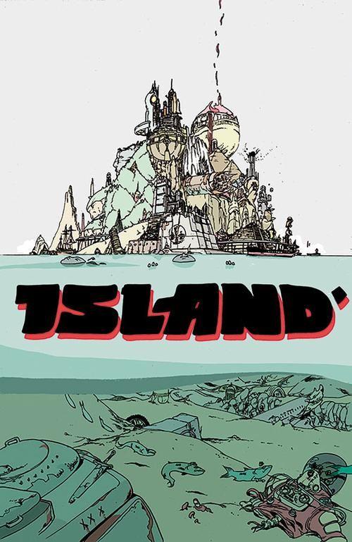 Island  Cele mai bune benzi desenate din 2015 http://www.webcomics.ro/2015/12/cele-mai-bune-benzi-desenate-din-2015-partea-i/
