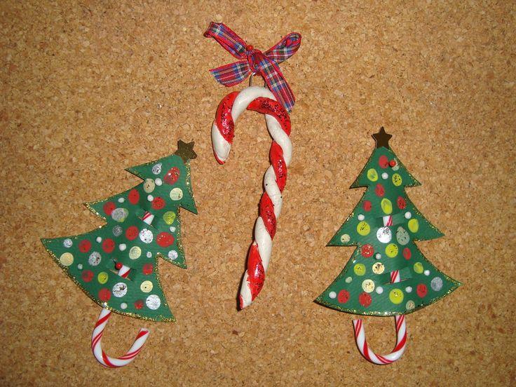 Χριστουγεννιάτικα δέντρα # Christmas tree craft