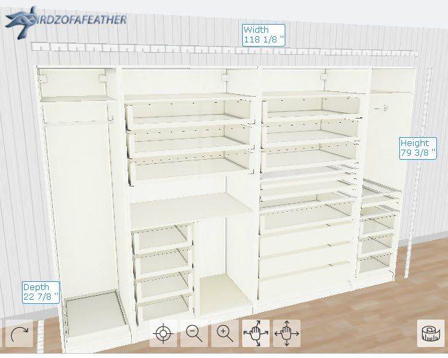 25+ best ideas about Pax Planner on Pinterest  Ikea wardrobe planner, Pax wa