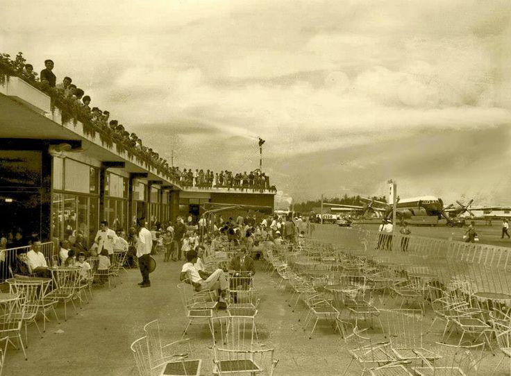 Aeroport el Prat.1960                                                                                                                                                                                 Más
