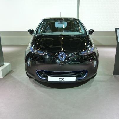Renault ZOE - Black