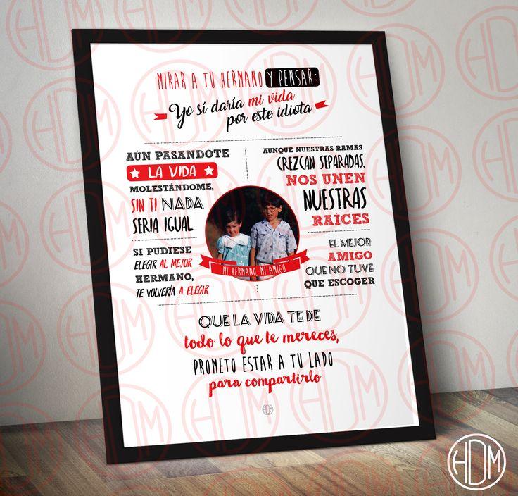 Las 25 mejores ideas sobre regalos de hermanos en for Regalos para hermanos en boda