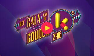 Gala van de Gouden K's 2016