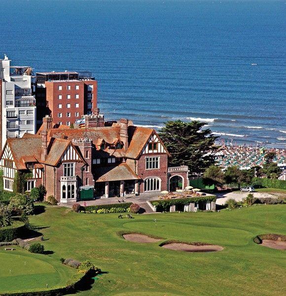 Golf Playa Grande, Mar Del Plata, Costa Atlantica, Argentina