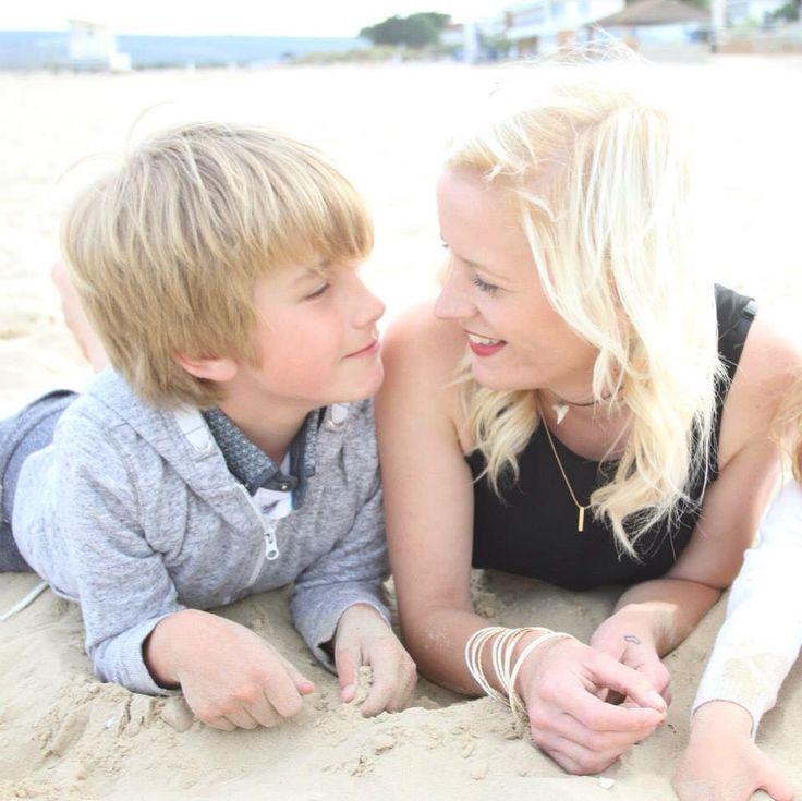 Family shoot sandbanks Poole