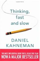 Thinking, Fast and Slow by Daniel Kahneman – review | Books | The Guardian