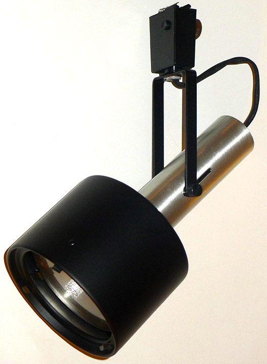 20 best spotlights images on pinterest homemade ice abdominal 1963 mid century modern lightolier lytespan track spotlight brass mozeypictures Image collections