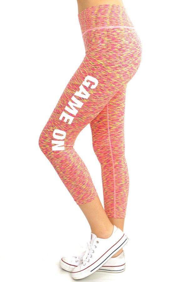 Panamex > Active Pants > #S-2TCGAME ON − LAShowroom.com