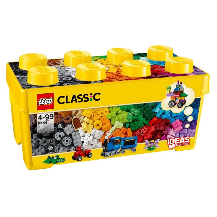 La boite de briques créatives LEGO Classic - 10696