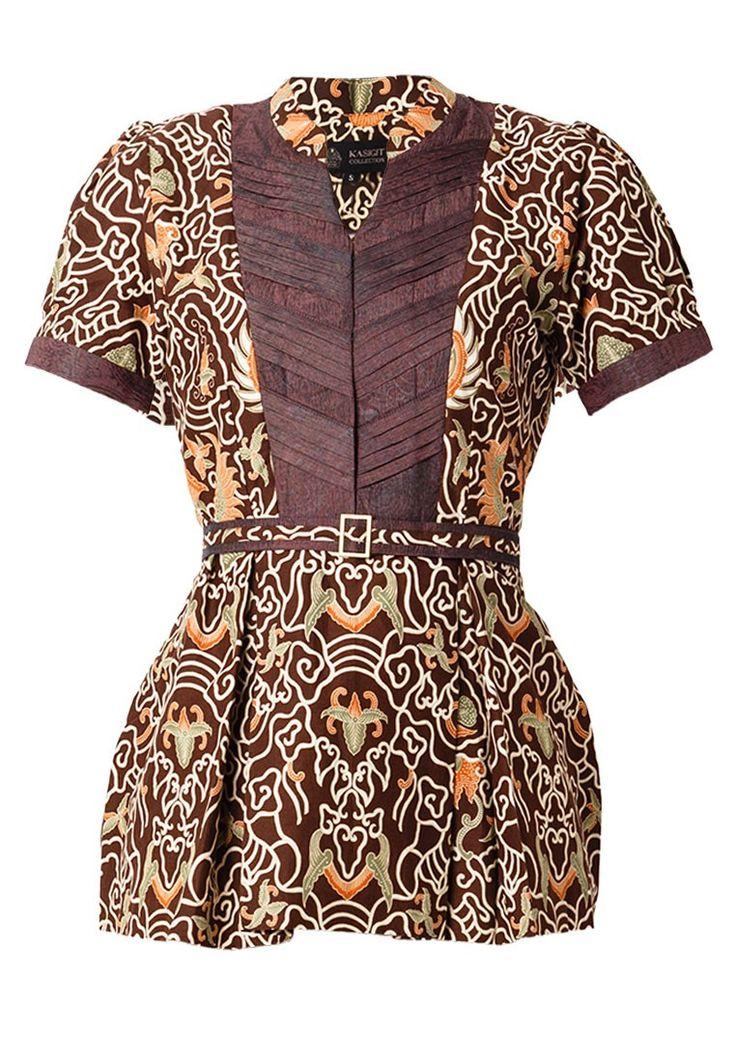 BATIK SEMAR Atasan Batik Printing I