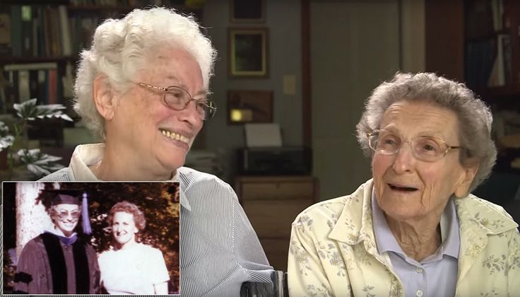Lennie Gerber y Pearl Berlín llevan 50 años juntas. Es ésta sin duda una de las historias de amor lésbicas más bonitas que podrás leer. Emociona.