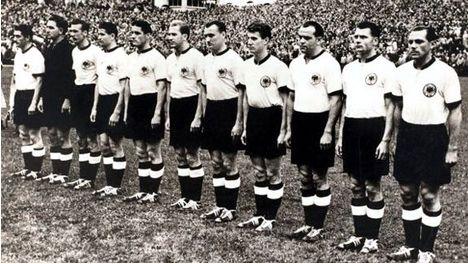 Cerita Kehidupan: Sejarah Piala Dunia 1954