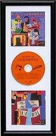"""CD Cover Art Frame 8""""X19"""" Model CD23"""