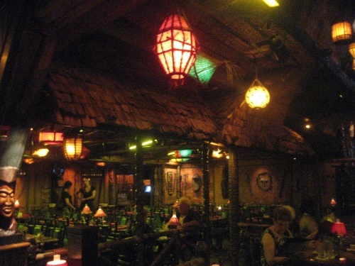 Mai-Kai Restaurant. I'm SO there the next time I'm in Ft Lauderdale visiting my aunt. ;)
