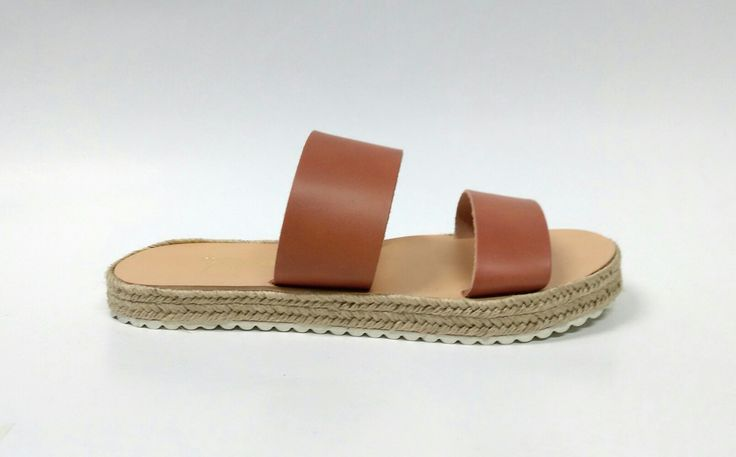 Diope_Caramel Handcrafted leather sandals