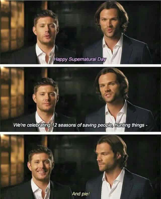 Happy Supernatural Day