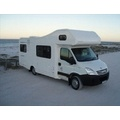 Discoverer 6 south africa camper hire