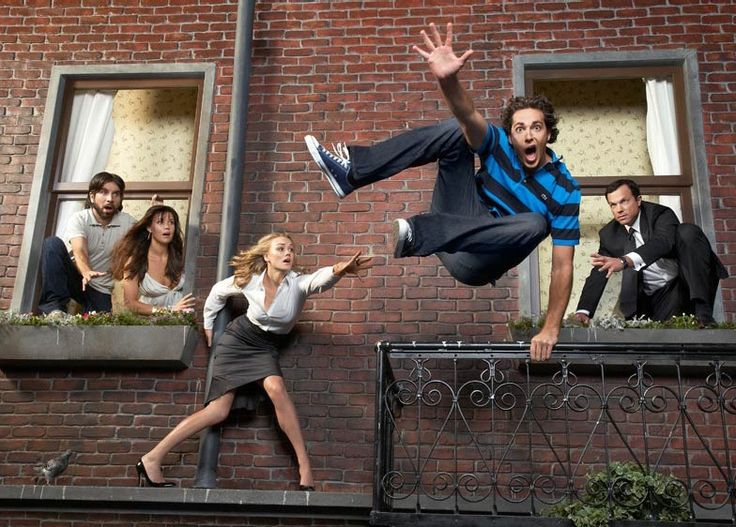 Chuck - best promo pic ever. :)