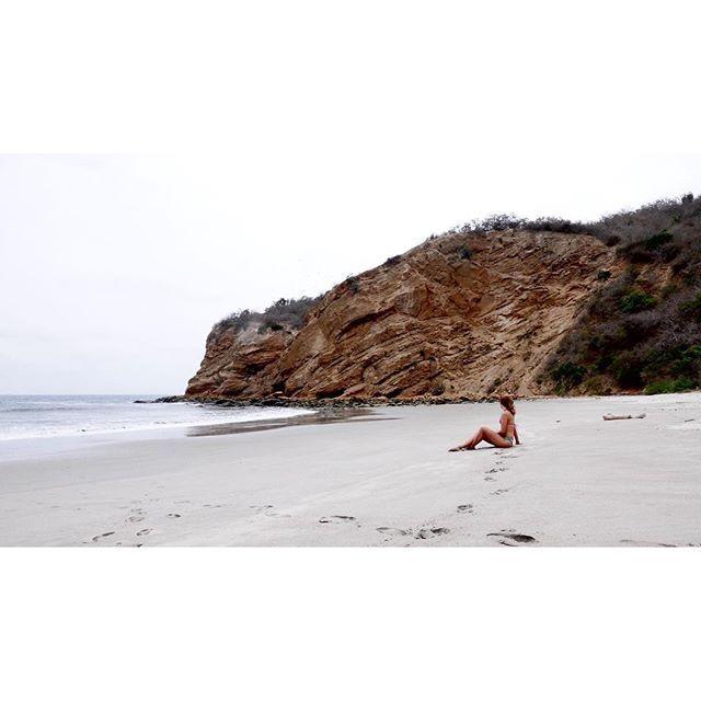 Vitamin sea #ecuador #beach #puertolopez