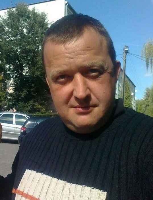 Zaginął 39-letni Mariusz WICIŃSKI