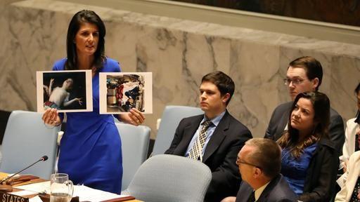 UN-Sicherheitsrat zu Syrien: Schuldzuweisungen statt Abstimmung | tagesschau.de