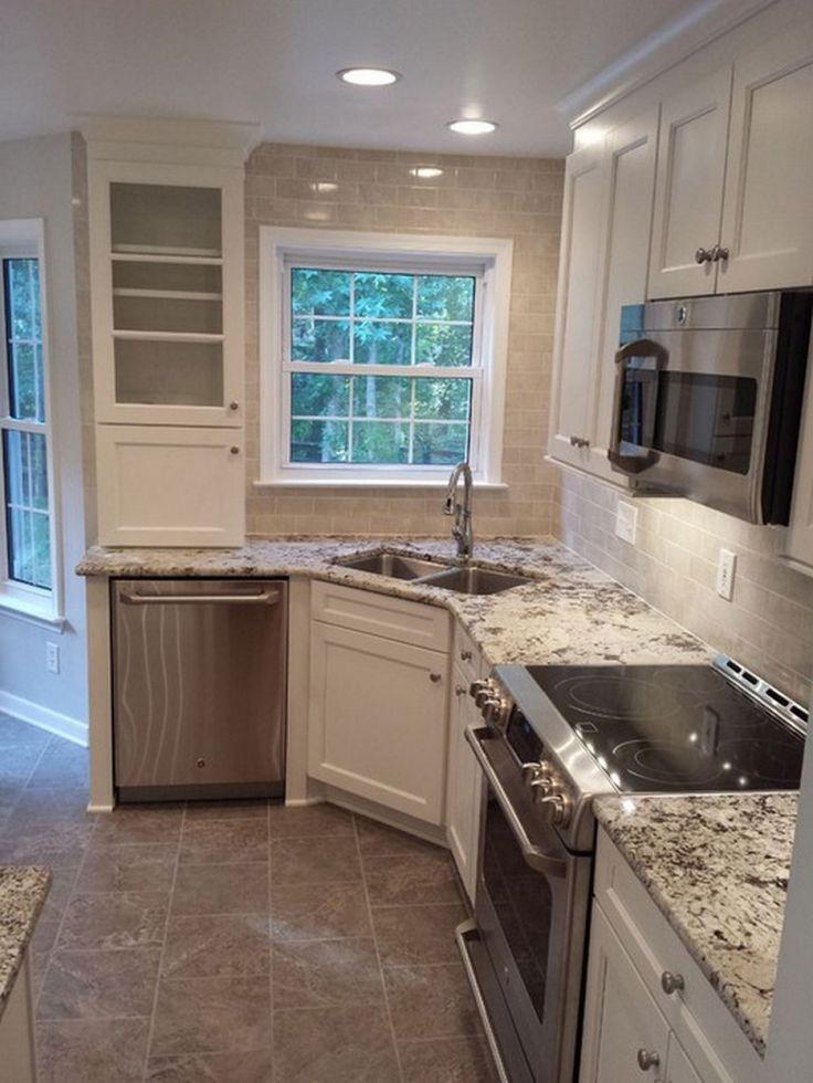 corner kitchen sink small - photo #34