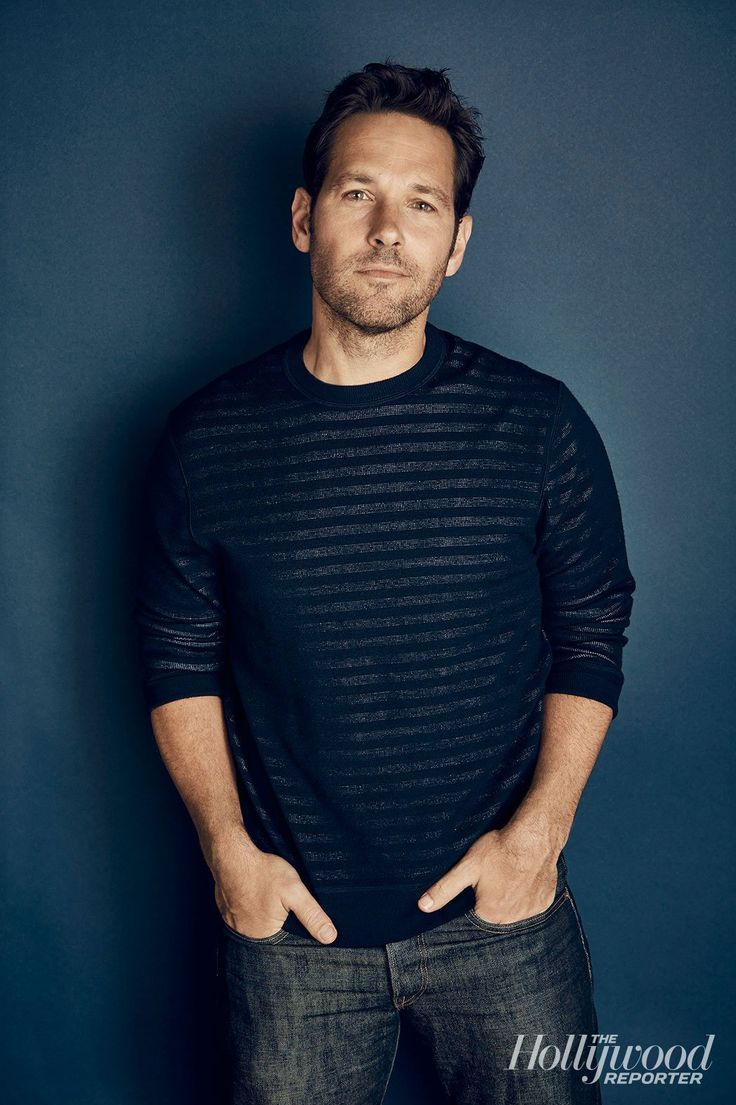 "Paul Rudd...funny and sexy!You've had me since ""Are you saying you care about me?"" (Clueless reference)"