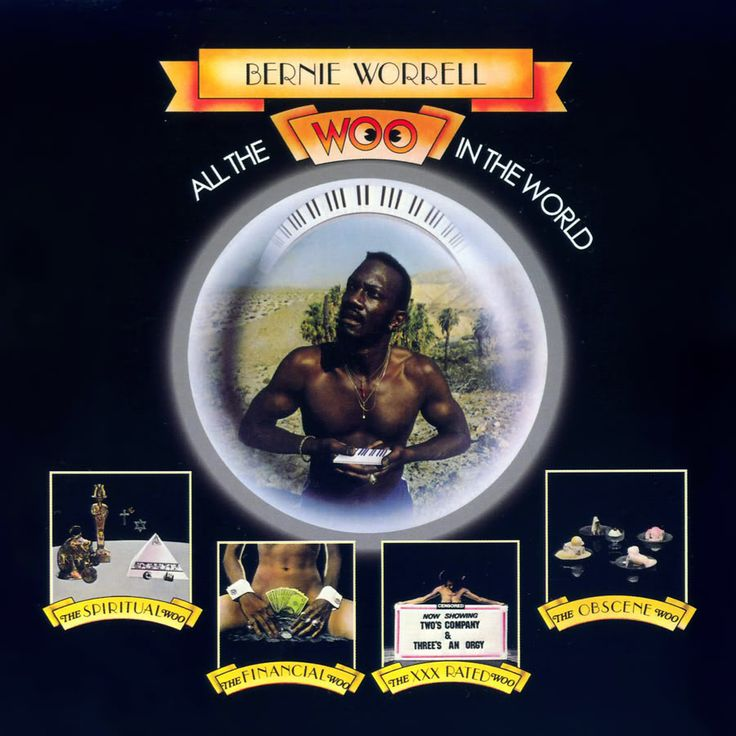 Bernie Worrell:'All The Woo In The World' (1979)