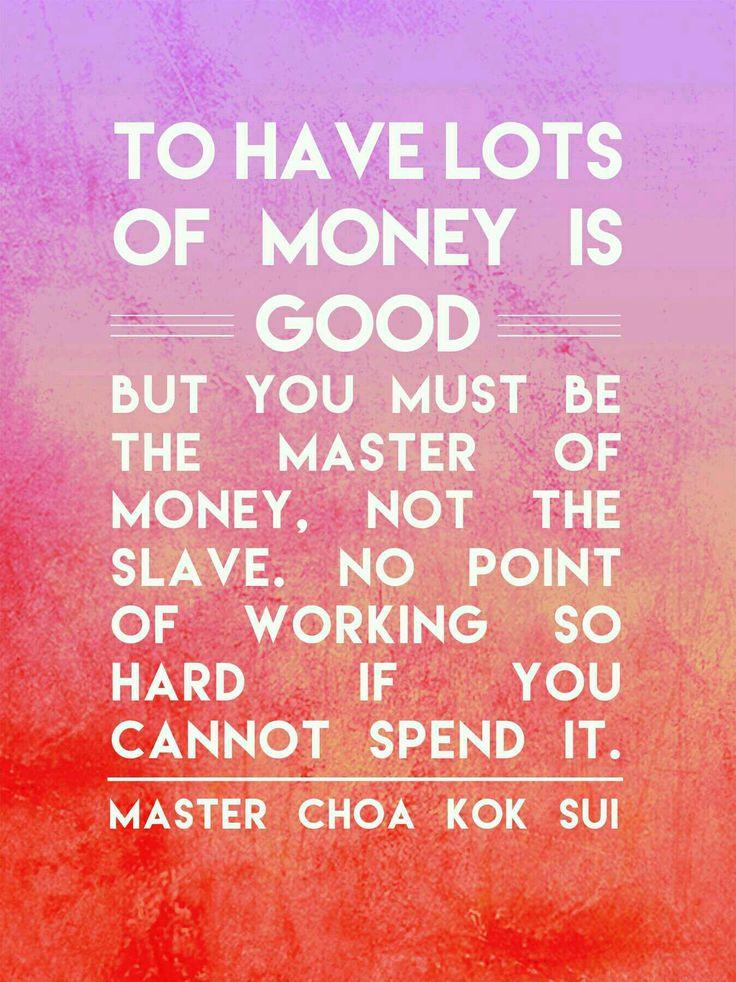 Master Choa Kok Sui Quotes