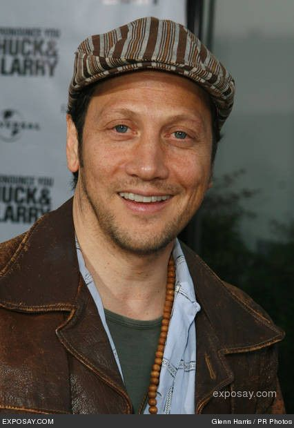 Rob Schneider.  Always a sweet guy and seems like an awesome dude to just chill with.
