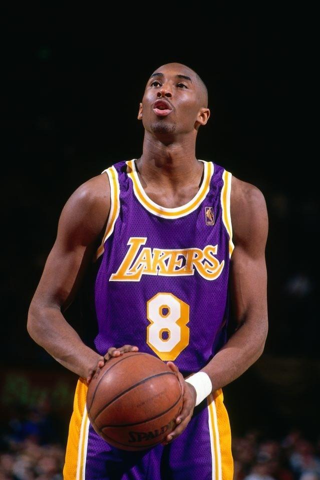 3f681dae5 ... Jersey 14-16 Kobe Bryant - LA Lakers ...