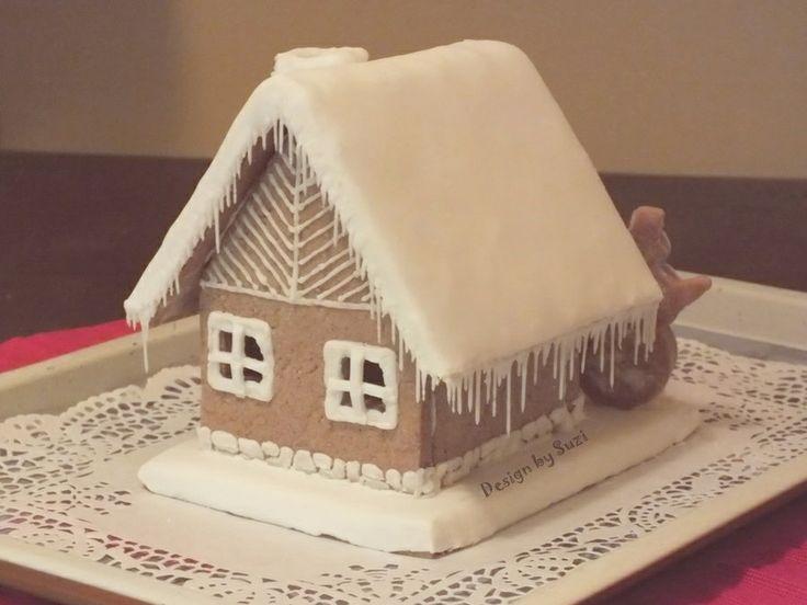Christmas 2013: Gingerbread house