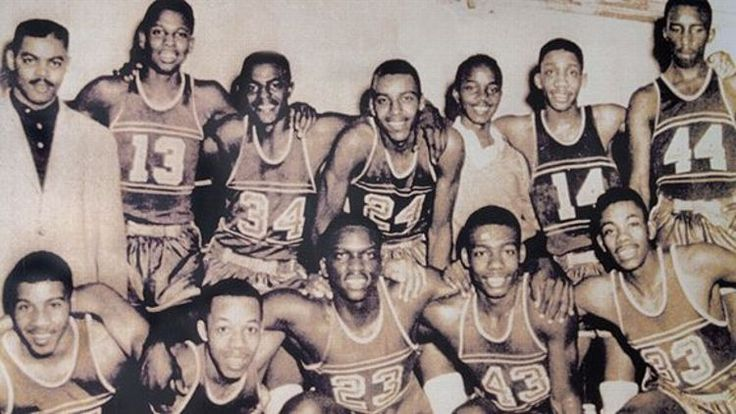 Oscar Robertson and his Crispus Attucks teammates the forgotten Hoosiers