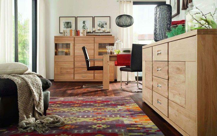 Aranżacja salonu, kolekcja Oakville od Ludwik Styl / Living room, coll. Oakville, prod. Ludwik Styl