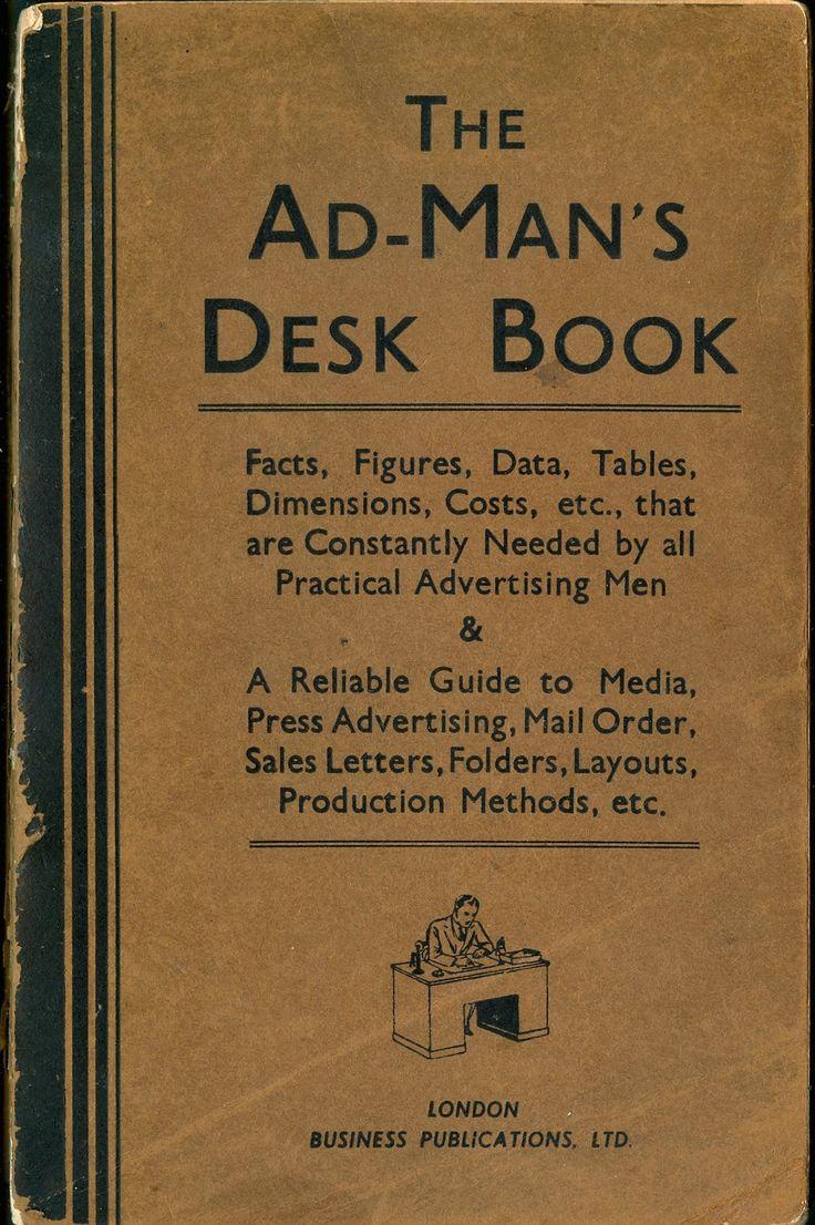 The Ad-Man's Desk Book