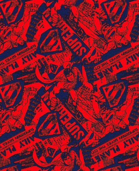 Tela FQ :: Superman news :: de nosgustanlosretros por DaWanda.com