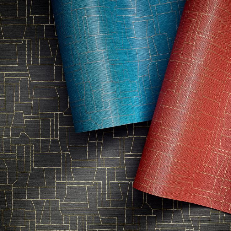 Elegant A Fun Geometric Print Offering A Mondrian Vibe. Coordinate Zeteo Linen™u0027s  Handsome Natural Woven Design Plays A Balancing Act Against Zeteo™