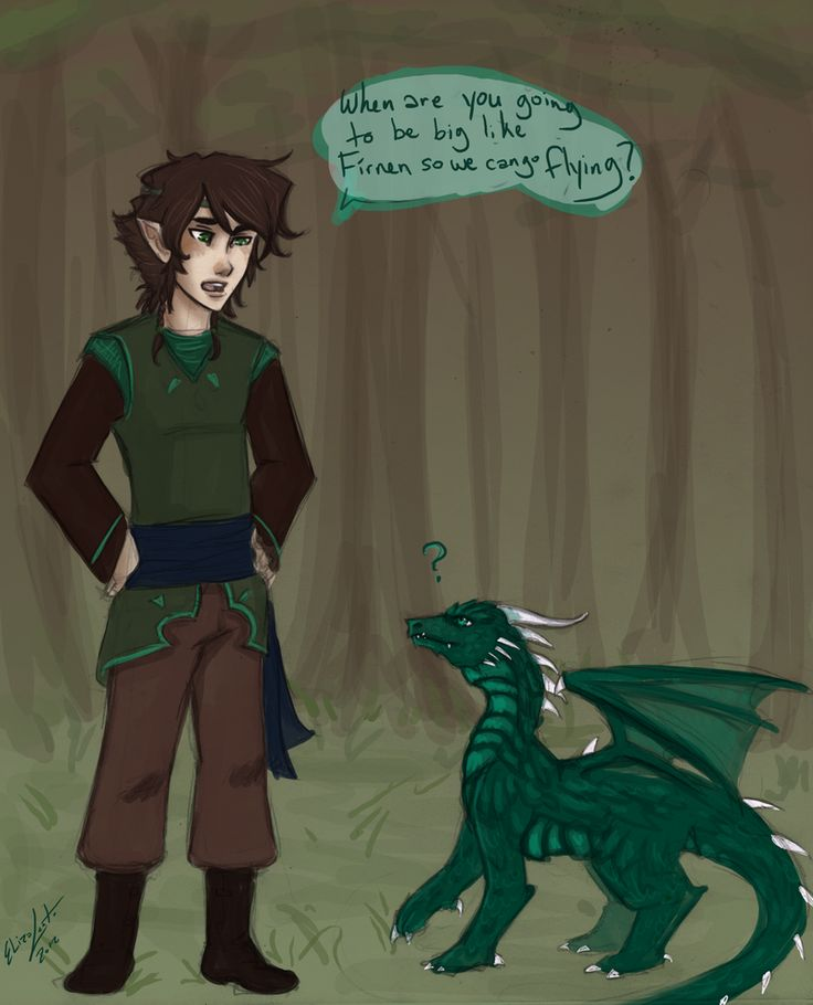 Kevan Eragonsson and Merrik by =ElizaLento on deviantART the same person wrote fanfiction about what happened after Eragon left Alagaesia.